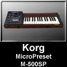 MicroPreset M-500SP
